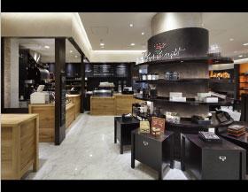 LA CHOCOLAT DE H & Paule Bassett 渋谷ヒカリエ