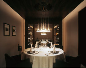 Don Perignon Enotheque Room